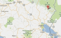 Puno: Tres muertos tras caída de combi a un abismo de 200 metros - Noticias de simon yapo machaca