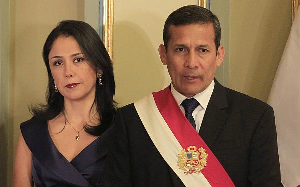 El 41% cree que Nadine Heredia influye en decisiones del presidente Humala