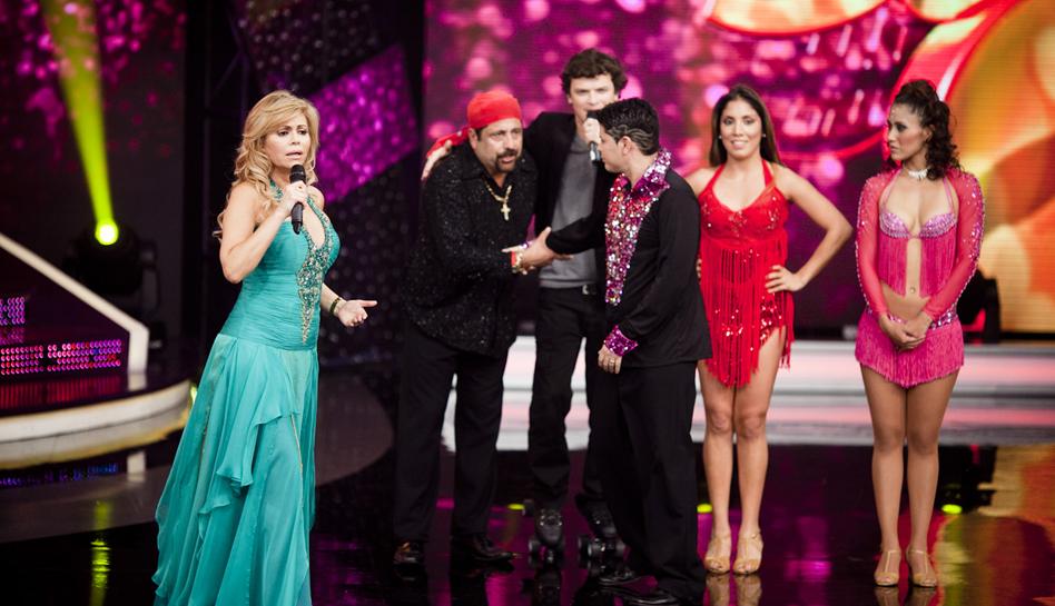 """FOTOS: revive los mejores momentos de """"El gran show"""""""