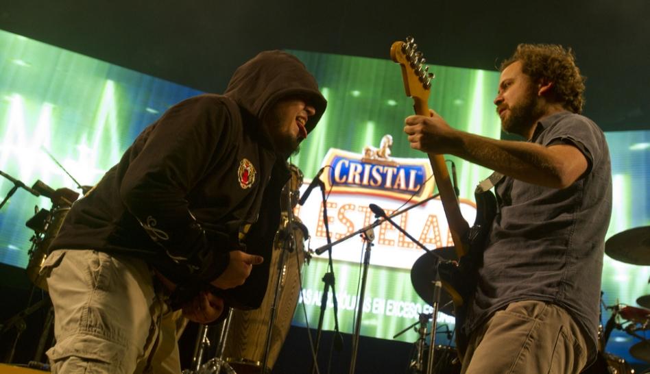 FOTOS: Novalima, Kaliente y Bareto hicieron la fiesta en Mistura