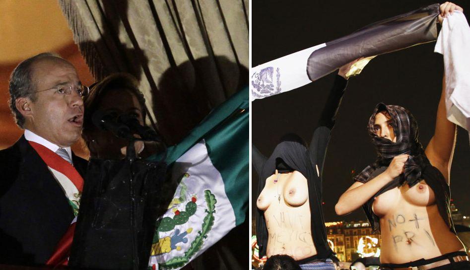 FOTOS: el resumen en imágenes de una convulsionada semana en el mundo