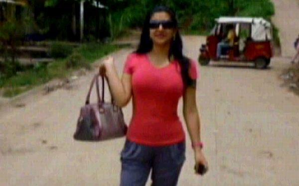 VIDEO: esta huanuqueña es la pareja del sicario Alejandro Trujillo Ospina