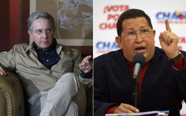 "Álvaro Uribe: ""Acuerdo con las FARC traerá modelo chavista a Colombia"""