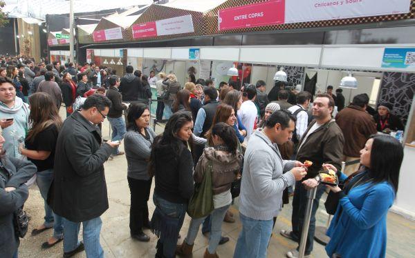 Mistura 2012 recibió más de medio millón de visitantes