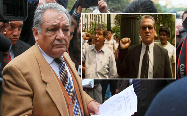 Procurador Galindo criticó a partidos políticos por no enfrentar al Movadef en las universidades