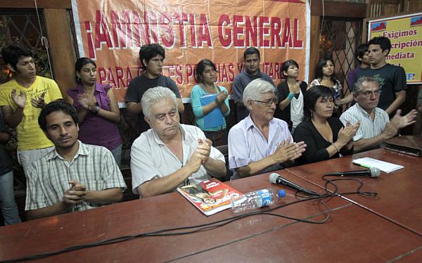 """Oposición pidió """"cortar de raíz"""" posible resurgimiento de Sendero Luminoso"""
