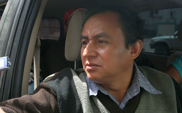 Empresario amigo de Santos ganó licitaciones por más de S/. 90 mlls. en Cajamarca