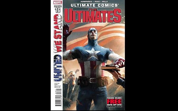 Capitán América será el nuevo presidente de Estados Unidos
