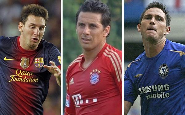 Champions League: programación de los partidos de hoy