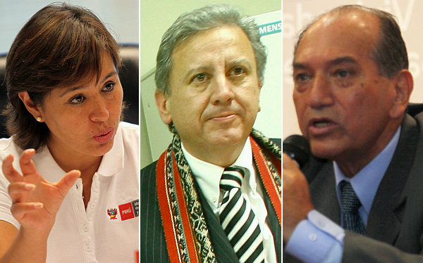 Megacomisión citó a ex ministros apristas para inicios de octubre