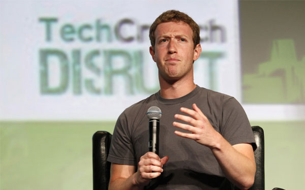 Mark Zuckerberg cayó 22 puestos en la lista de los más ricos de EE.UU.