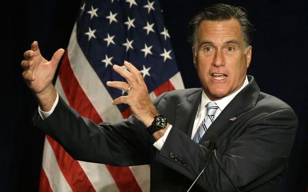 Mitt Romney aclaró que sí le importan los pobres y la clase media