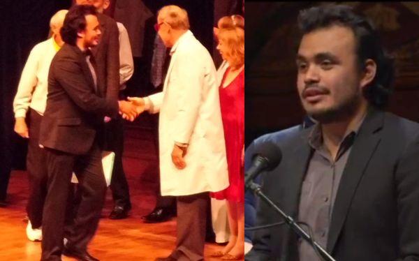 """Peruano ganador del Anti-Nobel: """"Recibí este premio con mucho honor"""""""