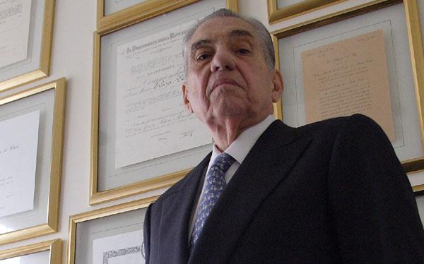 Javier Silva Ruete falleció hoy a los 77 años