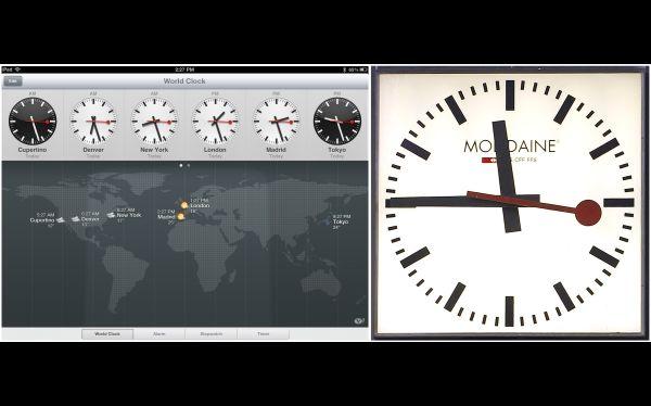 Empresa de ferrocarriles dice que Apple copió diseño de sus relojes