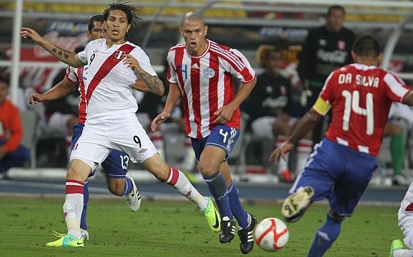 Paraguay adelantó convocatoria local para enfrentar a Perú por las Eliminatorias