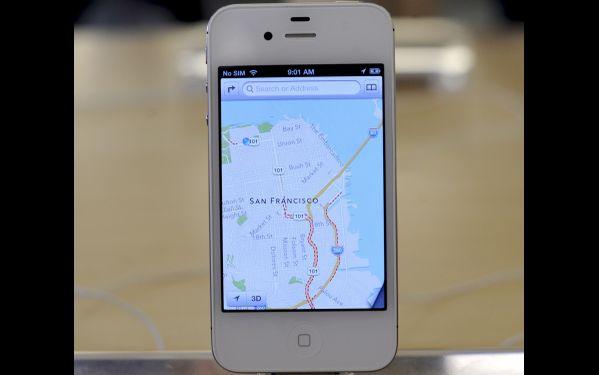 Apple pide paciencia a usuarios decepcionados por nueva aplicación de mapas