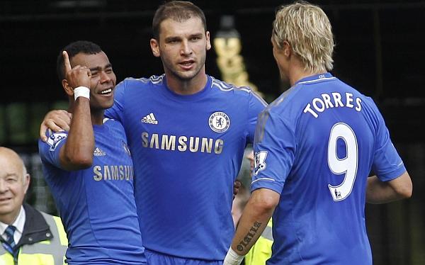 El Chelsea sufrió para vencer 1-0 al Stoke City y mantiene el liderato