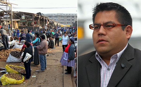 """""""La Parada no ofrece ninguna seguridad para nadie"""", sostuvo Gabriel Prado"""