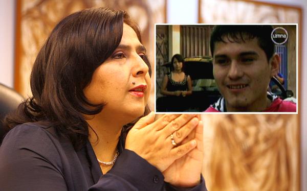 """Ministra de la Mujer pidió """"sanción drástica"""" para asesino de Ruth Thalía Sayas"""