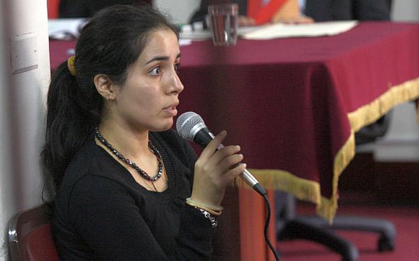 Elizabeth Espino será sentenciada mañana: así se desarrolló el caso Vásquez Marín