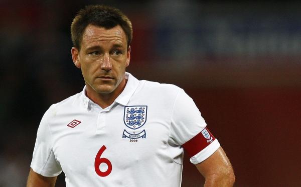 John Terry renunció a su selección y culpó a la federación inglesa
