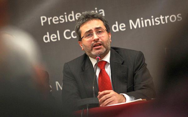 Cuatro ministros viajaron a Arequipa para inspeccionar penales