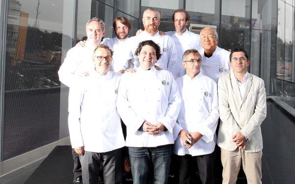 """Los grandes chefs amasan en Tokio la futura """"biblia"""" de la cocina moderna"""