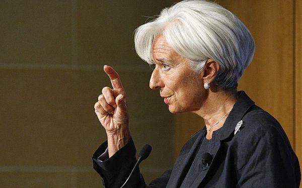 FMI se prepara para bajar las proyecciones de crecimiento mundial