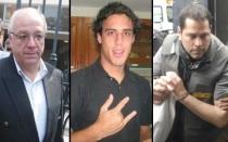 """Padre de Walter Oyarce: """"Los Sánchez Manrique lloran, mi familia llora"""" - Noticias de universitario jorge montoya fernandez"""