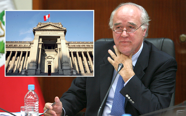 """""""Orden de Corte IDH desprestigia al Poder Judicial"""", opinó García Belaunde"""