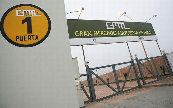 Desde hoy mercado de Santa Anita es único centro de venta mayorista en Lima