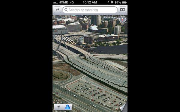 """Google: """"Apple debió mantener nuestros mapas en el iOS 6"""""""