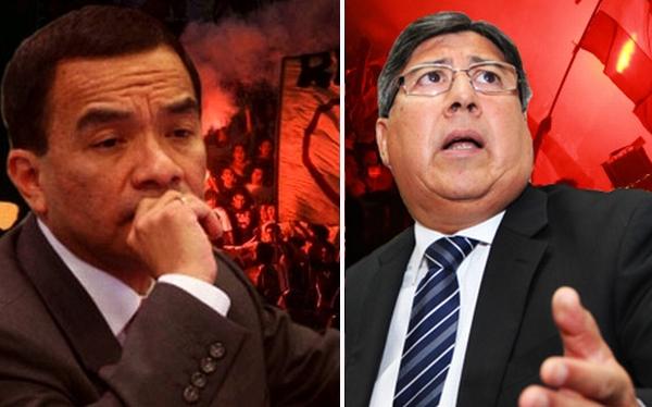 Pacheco y Alarcón fueron inhabilitados dos años por caso de firmas falsas