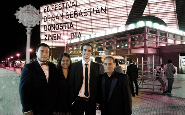"""Película peruana """"El limpiador"""" se estrenó con éxito en el Festival de San Sebastián"""