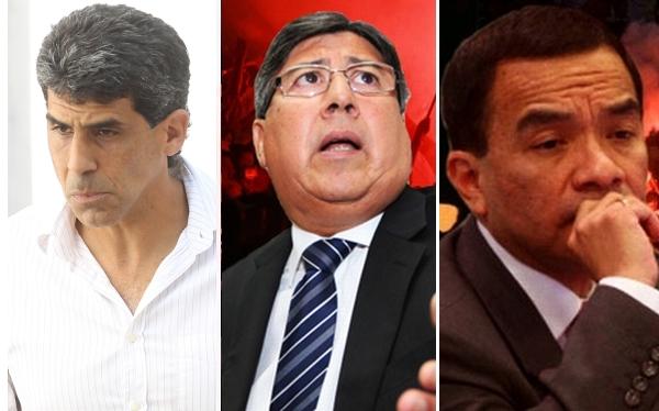 """Álvaro Barco: """"Yo castigaría a Guillermo Alarcón y Julio Pacheco a perpetuidad"""""""
