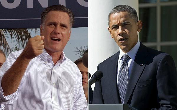 El debate entre Obama y Romney marcará la recta final de la campaña