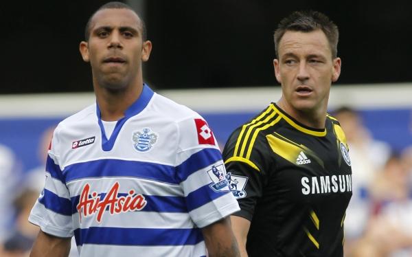 John Terry fue suspendido cuatro partidos y multado por insultos racistas