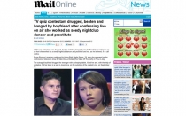 """Caso Ruth Thalía: Bryan Romero es llamado """"el asesino del 'reality'"""" - Noticias de bryan romero"""