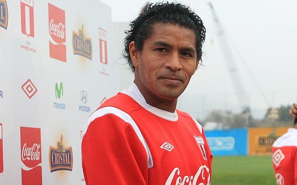 Santiago Acasiete está recuperado para enfrentar a Bolivia
