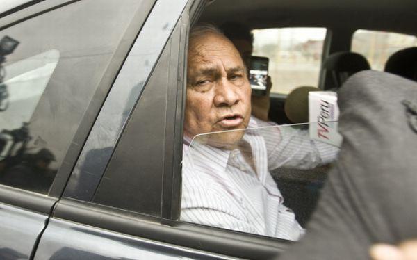 Recaptura de Alberto Pinto se ajusta a resolución de la Corte IDH, afirmó juez supremo