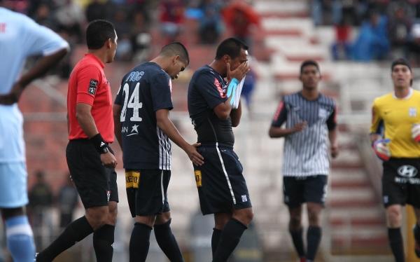 Alianza Lima atraviesa su momento más crítico en la Liguilla B
