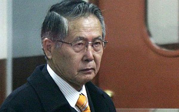 Procurador Arbizu señala que Fujimori reconoce delitos con su pedido de indulto