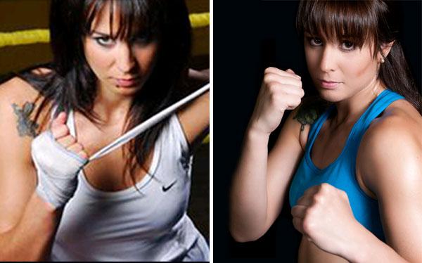 Chris Namús, la campeona de box que vive un infierno por un video íntimo