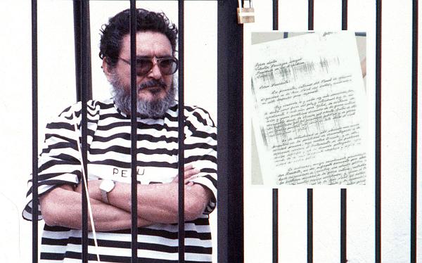 Cartas de Abimael Guzmán coinciden con flexibilización de régimen para terroristas