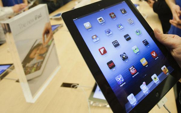 Apple lanzaría su iPad mini el 17 de octubre