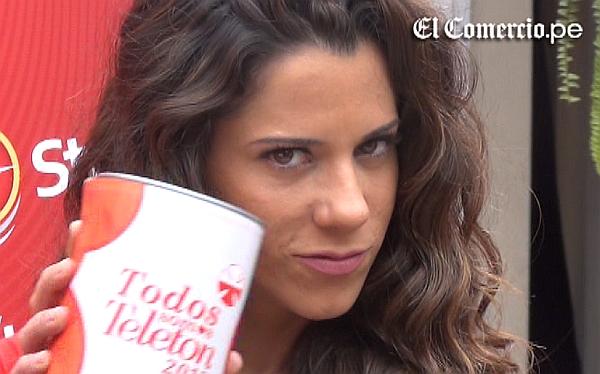 """Vanessa Terkes: """"No hay pareja, aunque siempre hay amor"""""""