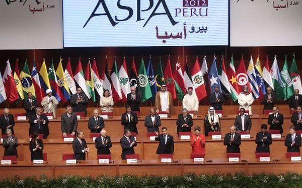 Ollanta Humala inauguró la III Cumbre de Jefes de Estado y de Gobierno