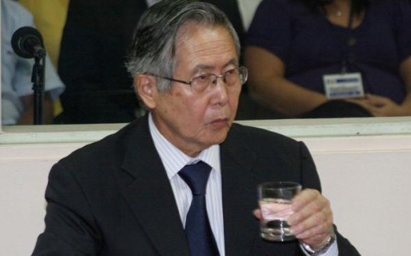 Organización de EE.UU. pidió a Ollanta Humala que no indulte a Alberto Fujimori