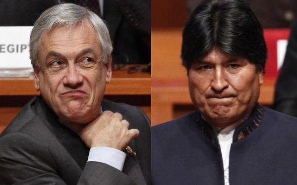 Resultado de imagen para Morales a Piñera: